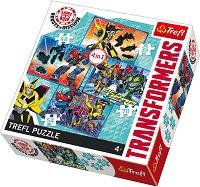 """Трансформърс - 4 пъзела от колекцията """"Transformers"""" -"""