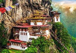 Манастирът Тигрово гнездо, Бутан -