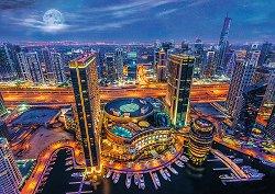 Светлините на Дубай - пъзел