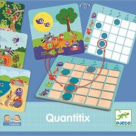 Quantitix - Детска образователна игра -