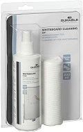 Спрей за почистване на бяла дъска - Комплект с микрофибърна кърпа