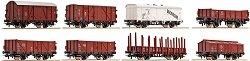 Товарни вагони използвани от Германските федерални железници -