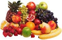 Fruits - Ръчно изработен дървен пъзел - пъзел