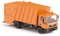 """Камион за боклук - Man TGL - Метална играчка от серията """"Super: Local community services"""" - количка"""