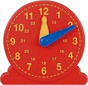 Часовник - Детска образователна играчка -