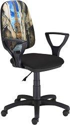 Детски стол за бюро - Paris Wieza -