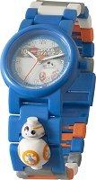 """Детски ръчен часовник - LEGO BB 8 - От серията """"Star Wars"""""""