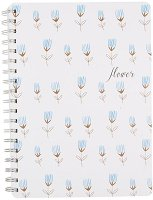 Скицник за рисуване - Цветя - продукт