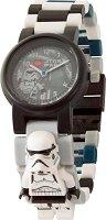 """Детски ръчен часовник - LEGO Stormtrooper - От серията """"Star Wars"""""""