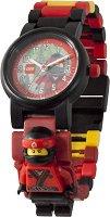 """Детски ръчен часовник - LEGO Ninjago Kai - От серията """"LEGO: Ninjago"""""""