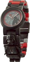 """Детски ръчен часовник - LEGO Darth Vader - От серията """"Star Wars"""""""