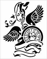 Шаблон - Часовник