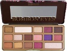 IDC Color Bombon Eyes - Палитра с 16 цвята сенки за очи -