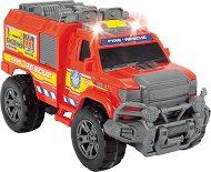"""Пожарна със звук и светлини - Fire Rescue - Играчка с моторизирано задвижване от серията """"Action"""" -"""