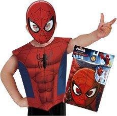 Парти костюм - Спайдърмен -