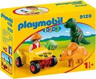 Изследовател и динозаври - фигури