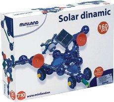 Конструктор - Solar Dynamic - Образователен комплект -