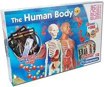 """Човешкото тяло - Образователен комплект от серията """"Science Museum Approved"""" - несесер"""