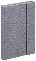 Kenya: Джобен бележник с магнитно закопчаване - 10 x 14.5 cm -
