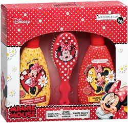 """Детски подаръчен комплект - С козметика от серията """"Мини Маус"""" - продукт"""