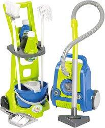 """Детски комплект за почистване - От серията """"Clean Home"""" - играчка"""