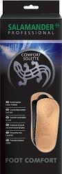 Salamander Comfort Solette - Дамски полустелки за обувки - продукт