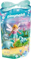 """Момиченце фея с еноти - Детски конструктор от серията """"Playmobil: Fairies"""" - фигура"""