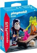 """Алхимик с отвари - Фигура с аксесоари от серията """"Playmobil: Special Plus"""" - играчка"""