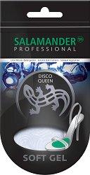 Salamander Disco Queen - Дамски гел полустелки за обувки с висок ток -