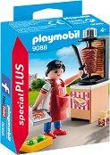 """Дюнерджия - Детски конструктор от серията """"Playmobil: Special Plus"""" - фигура"""