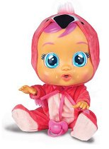 Cry Babies - Фенси - Плачеща кукла бебе - играчка