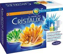 Кристални мистерии - Образователен комплект -