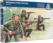 Виетнамска армия - Vietcong - Комплект от 50 фигури -