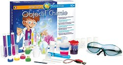 Химични опити - Образователен комплект -