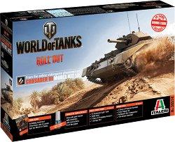 """Британски танк - Crusader III - Сглобяем модел от серията """"World of Tanks: Roll Out"""" -"""