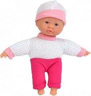 "Бебе Лаура - Детска кукла от серията ""Mini New Born Baby"" - играчка"