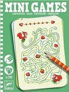 """Лабиринт - Детска мини игра с карти от серията """"Mini Games"""" -"""