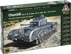Британски танк - Churchill Mk. III / IV / AVRE / NA75 -
