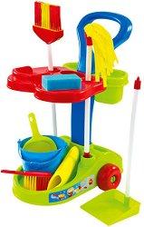 Комплект за почистване - Детска играчка -