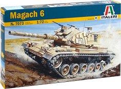 Израелски танк - Magach 6 - Сглобяем модел - макет
