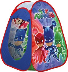 """Детска палатка - Пи Джей Маскс - От серията """"PJ Masks"""" - играчка"""
