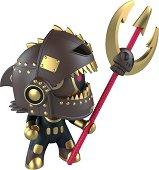 """Пират - Nha - Фигура от серията """"Arty Toys"""" - фигура"""
