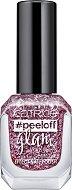 Catrice #peeloff Glam Nail Polish - Отлепящ се глитерен лак за нокти -