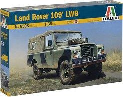 Британски военен джип  - Land Rover 109 LWB -