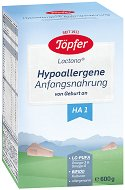 Хипоалергенно мляко за кърмачета - Lactana HA 1 - Опаковка от 600 g за бебета от момента на раждането - продукт