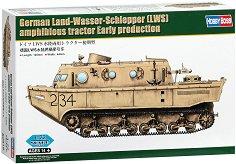 Германски амфибиен трактор - German Land-Wasser-Schlepper -
