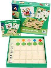 Animo Colorix - Детска образователна игра -