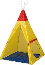 Детска палатка - Индианско типи - творчески комплект
