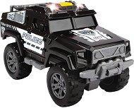 """Полицейски джип със звук и светлини - Играчка с моторизирано задвижване от серията """"Action"""" -"""