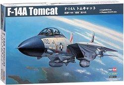 Американски изтребител - F-14A Tomcat - Сглобяем авиомодел -